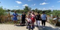 Návšteva Malkia parku