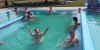 Dobrá nálada vo vode