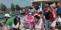 Výlet loďou do Badacsonyu