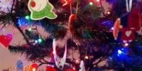 Ďakujeme všetkým žiakom, že sa aktívne zapojili do zdobenia vianočného stromčeka