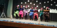 Naše klientky predviedli tanečný program Kankán