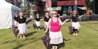 Tanečné vystúpenie našich klientiek