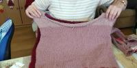 Pletenie v remeselníckej dielni