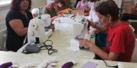 Príprava výrobkov na výstavu