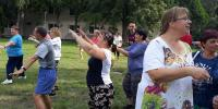 Zumba tanec
